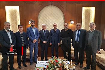 دیدار با مسئولان عالی اقلیم کردستان عراق