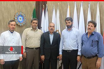 جلسه  و دیدار صمیمی با مسئولین فروشگاه های کوثر اصفهان