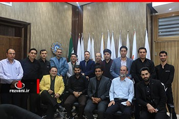 دیدار مدیران فروشگاه های کوثر اصفهان با مهندس رضوانی